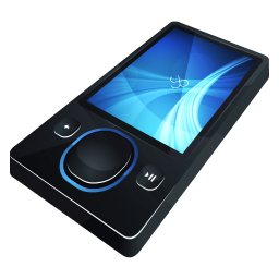 256x256px size png icon of Zune
