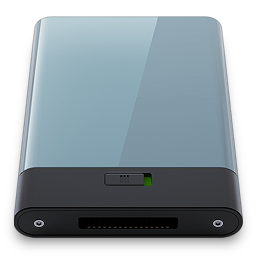 256x256px size png icon of Graphite