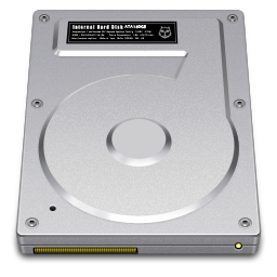 256x256px size png icon of Internal Drive 180GB