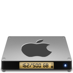 256x256px size png icon of Device appledrive