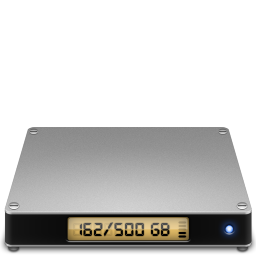 256x256px size png icon of Device externalgeneric