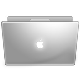 256x256px size png icon of MacbookPro Breathe