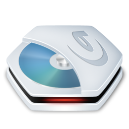 256x256px size png icon of BDRom