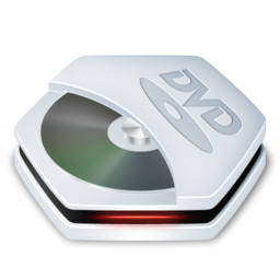 256x256px size png icon of DVDRom