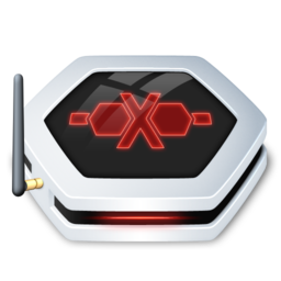 256x256px size png icon of NetworkDrive Offline