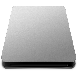 256x256px size png icon of Removable Drive
