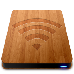 256x256px size png icon of Wooden Slick Drives   Airport