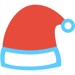 256x256px size png icon of hat