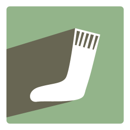 256x256px size png icon of Stockings
