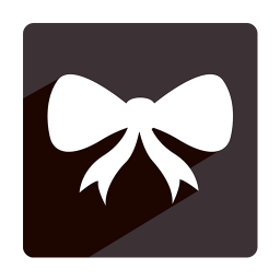 256x256px size png icon of Ribbon