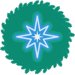 256x256px size png icon of star