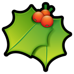256x256px size png icon of Mistletoe