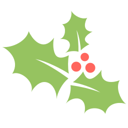 Holly Leaf Vector Icons Free Download In Svg Png Format