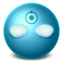 256x256px size png icon of dr manhattan