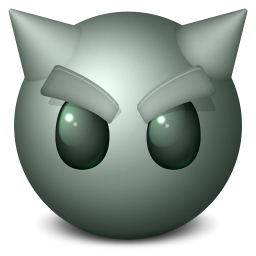 256x256px size png icon of fella