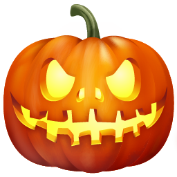 256x256px size png icon of pumpkin