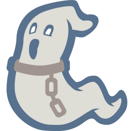 256x256px size png icon of Ghost