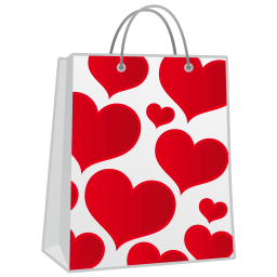 256x256px size png icon of shoppingbag 2