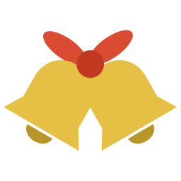256x256px size png icon of bells