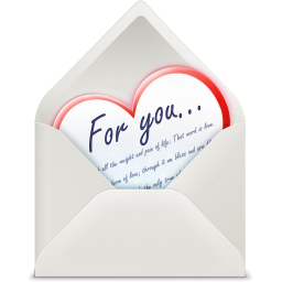 Love Letter Vector Icons Free Download In Svg Png Format