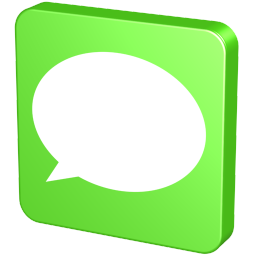 256x256px size png icon of Forum