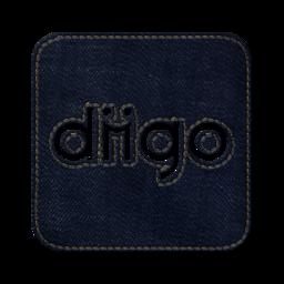 256x256px size png icon of Diigo square