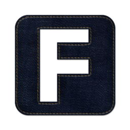 256x256px size png icon of Fark square