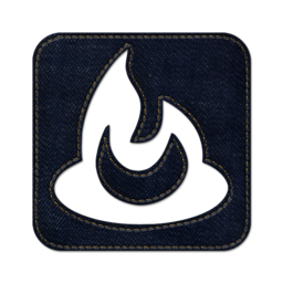 256x256px size png icon of Feedburner square
