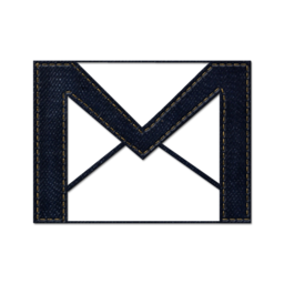 256x256px size png icon of Gmail