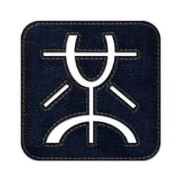 256x256px size png icon of Mister wong square