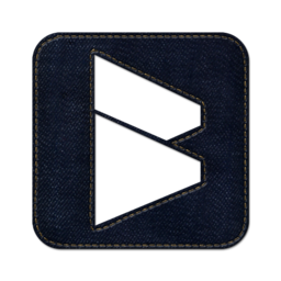 256x256px size png icon of blogmarks square