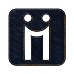 256x256px size png icon of diigo 2 square
