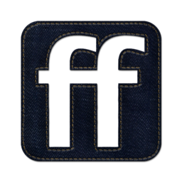 256x256px size png icon of friendfeed square 2