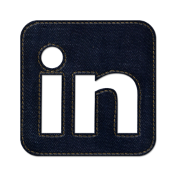 256x256px size png icon of linkedin square 2