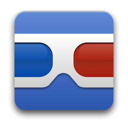 256x256px size png icon of Google Goggles