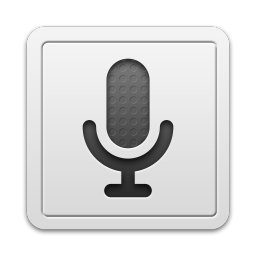 256x256px size png icon of Google Voice Search