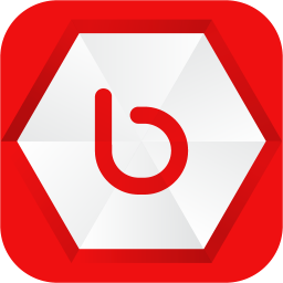 256x256px size png icon of bebo