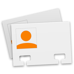 256x256px size png icon of Pre Contacts