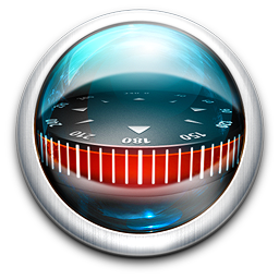 256x256px size png icon of Gyroscopic