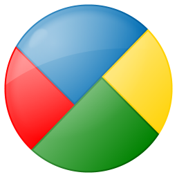 256x256px size png icon of social google buzz button