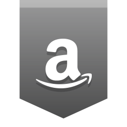 256x256px size png icon of Amazon