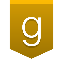 256x256px size png icon of Goodreads