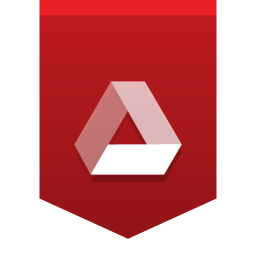 256x256px size png icon of Google Drive