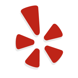 256x256px size png icon of Yelp