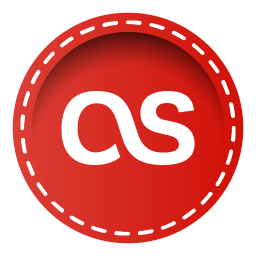 256x256px size png icon of lastfm