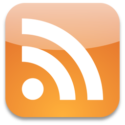 256x256px size png icon of Feeds Rss