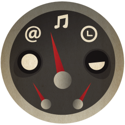 256x256px size png icon of dashboard