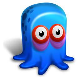 256x256px size png icon of Tentacles creature