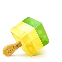 256x256px size png icon of Box 18 Ice Cream Fruid
