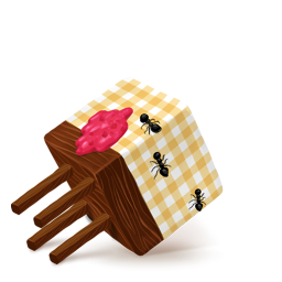 256x256px size png icon of Box 27 Table
